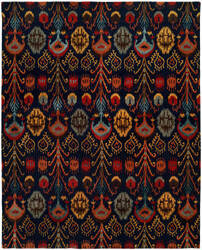 Kalaty Heirloom Hl-426 Navy Area Rug
