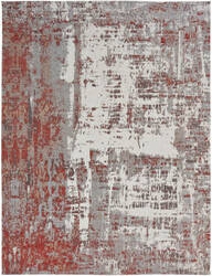 Kalaty Jardin Jr-643 Rust - Grey Area Rug