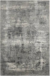 Famous Maker Kinsey 100338 Grey Abstract Area Rug