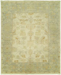 Rugstudio Sample Sale 126477R Ivory - Twilight Area Rug