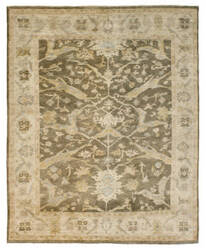 Famous Maker Kozoa 100121 Earth Ivory Area Rug