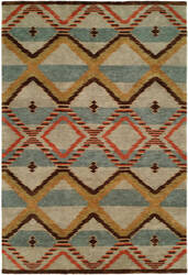 Famous Maker Mojore 100691 Canyon Blue Area Rug