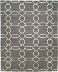Famous Maker Portico 100350 True Grey Area Rug
