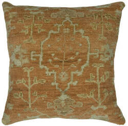 Kalaty Bespoke Pillow Pb-131 Terracotta