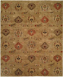 Famous Maker Regal Legacy Rh-785 Green Area Rug