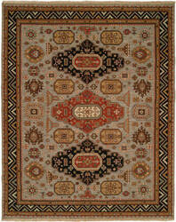 Famous Maker Soumak 100270 Light Blue Area Rug