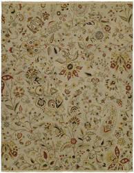 Famous Maker Soumak 100478 Linen Area Rug