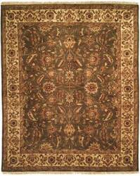 Kalaty Lateef Lt-807 Medium Green/Ivory Area Rug