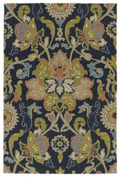 Kaleen Home And Porch 2042-22 Navy Area Rug