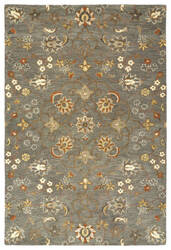 Kaleen Helena 3215-102 Pewter Green Area Rug
