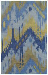 Kaleen Casual Castaway Blue 5054 Area Rug