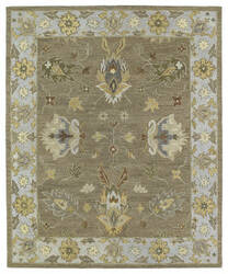 Kaleen Brooklyn 5303-60 Mocha Area Rug