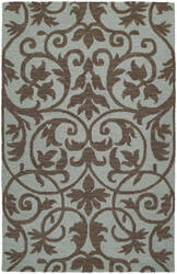 Kaleen Carriage Trellis Spa 56 Area Rug