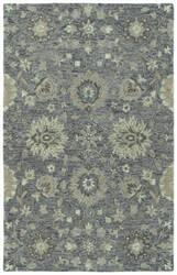 Kaleen Rachael Ray Agora Ago01-75 Grey Area Rug