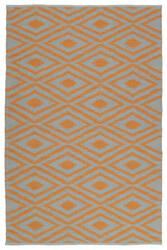 Kaleen Brisa Bri02-89b Orange Area Rug