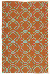 Kaleen Brisa Bri07-89a Orange Area Rug