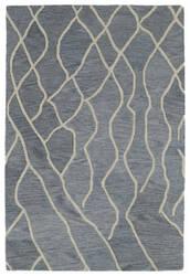 Kaleen Casablanca Cas03-75 Grey Area Rug