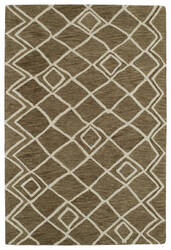 Kaleen Casablanca Cas04-49 Brown Area Rug