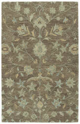 Kaleen Chancellor Cha08-82 Light Brown Area Rug
