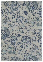 Kaleen Cozy Toes Ctc05-17 Blue Area Rug