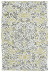 Kaleen Cozy Toes Ctc09-01 Ivory Area Rug
