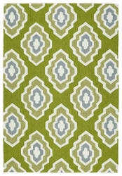 Kaleen Escape Esc02-50 Green Area Rug