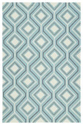 Kaleen Escape Esc04-17 Blue Area Rug