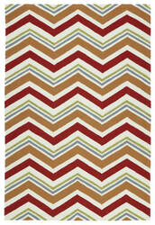 Kaleen Escape Esc05-25 Red Area Rug