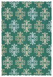 Kaleen Escape Esc07-81 Emerald Area Rug