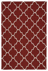 Kaleen Escape Esc09-25 Red Area Rug