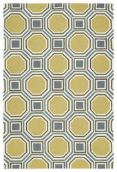 Kaleen Escape Esc11-05 Gold Area Rug