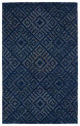 Kaleen Evanesce Ese02-17 Blue Area Rug