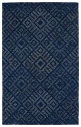Kaleen Evanesce Ese02-17 Blue Area Rug