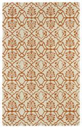 Kaleen Evolution Evl01-89 Orange Area Rug