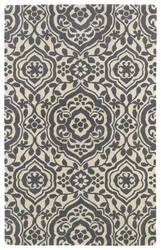 Kaleen Evolution Evl04-75 Grey Area Rug