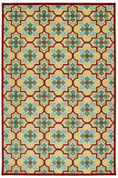 Kaleen A Breath of Fresh Air Fsr104-05 Gold Area Rug