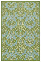 Kaleen A Breath of Fresh Air Fsr107-50 Green Area Rug