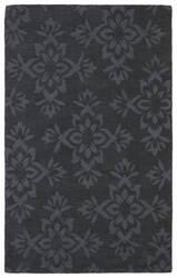 Kaleen Imprints Classic Ipc04-38 Charcoal Area Rug