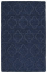 Kaleen Imprints Modern Ipm02-22 Navy Area Rug