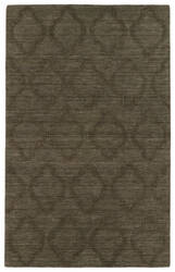 Kaleen Imprints Modern Ipm02-40 Chocolate Area Rug