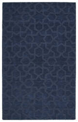 Kaleen Imprints Modern Ipm06-22 Navy Area Rug