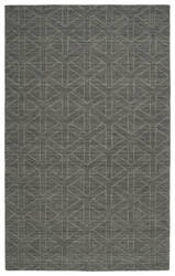 Kaleen Imprints Modern Ipm08-38 Charcoal Area Rug
