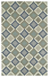 Kaleen Lakota Lkt06-10 Denim Area Rug