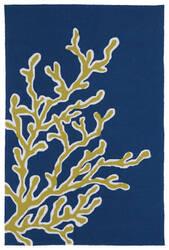 Kaleen Matira Mat01-17 Blue Area Rug