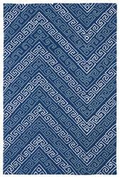 Kaleen Matira Mat11-17 Blue Area Rug