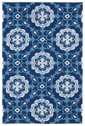 Kaleen Matira Mat12-17 Blue Area Rug