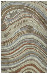 Kaleen Marble Mbl07-75 Grey Area Rug
