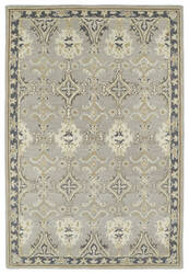 Kaleen Middleton Mid04-75 Grey Area Rug