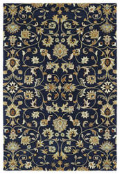 Kaleen Middleton Mid05-22 Navy Area Rug