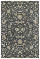 Kaleen Middleton Mid05-68 Graphite Area Rug